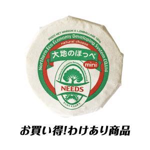 【わけあり商品】大地のほっぺミニ170g以上(通常180gより軽く、賞味期限が短いため) needs-tokachi