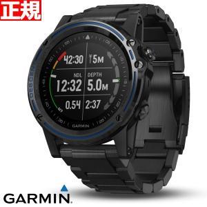 ガーミン GARMIN GPS内蔵 スマートウォッチ ダイビング 時計 Descent Mk1 Ti...