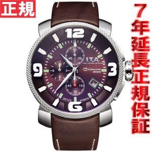本日ポイント最大21倍! I.T.A.(ITA) アイティーエー カサノバ クロノ 限定モデル 腕時計 メンズ 12.70.19|neel