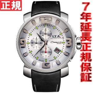 本日ポイント最大21倍! I.T.A.(ITA) アイティーエー カサノバ クロノ 限定モデル 腕時計 メンズ 12.70.21|neel