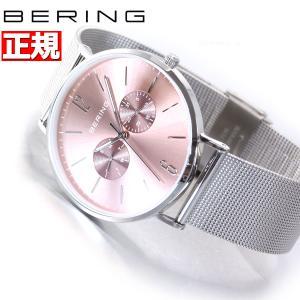 本日限定!ポイント最大30倍! ベーリング 腕時計 メンズ レディース BERING Cherry Blossom 2019 日本限定モデル 14240-006|neel