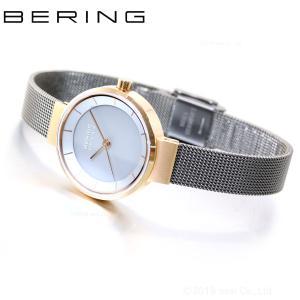 ポイント最大26倍! ベーリング ソーラー 腕時計 ペアモデル レディース BERING 14627-369|neel|02
