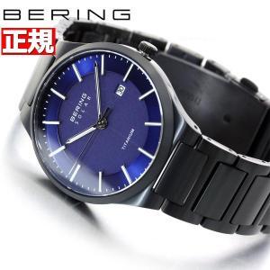 ポイント最大26倍! ベーリング ソーラー 腕時計 メンズ BERING 15239-727|neel