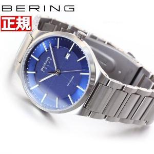 ポイント最大26倍! ベーリング ソーラー 腕時計 メンズ BERING 15239-777|neel