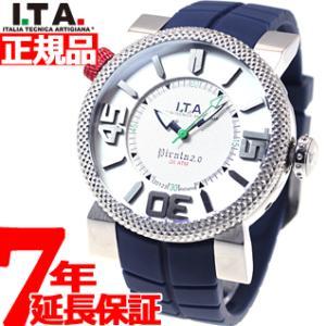 本日ポイント最大21倍! I.T.A.(ITA) アイティーエー 腕時計 メンズ 20-00-03|neel