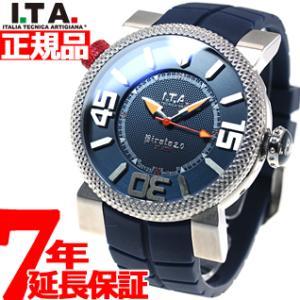 本日ポイント最大21倍! I.T.A.(ITA) アイティーエー 腕時計 メンズ 20-00-04|neel