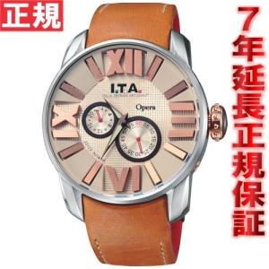 本日ポイント最大21倍! I.T.A.(ITA) アイティーエー 腕時計 メンズ 21.00.01|neel
