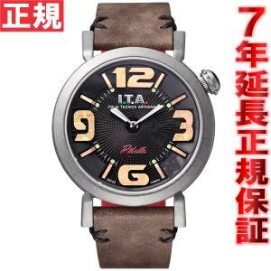 本日ポイント最大21倍! I.T.A.(ITA) アイティーエー 腕時計 メンズ 22.00.01|neel