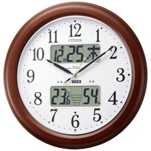 本日ポイント最大17倍!24日 23時59分まで! シチズン 掛け時計 電波時計 4FY620-006 CITIZEN|neel