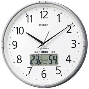 本日ポイント最大17倍!24日 23時59分まで! シチズン 掛け時計 電波時計 4FY621-019 CITIZEN|neel