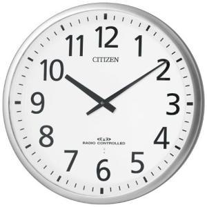 本日ポイント最大17倍!24日 23時59分まで! シチズン 掛け時計 電波時計 4MY821-019 CITIZEN|neel