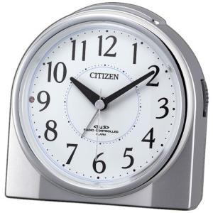 本日ポイント最大17倍!24日 23時59分まで! シチズン 目覚まし時計 電波時計 4RL432-019 CITIZEN|neel