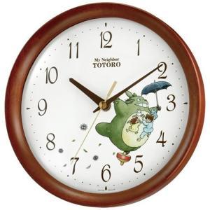 本日ポイント最大17倍!24日 23時59分まで! 掛け時計 キャラクター となりのトトロ 8MGA27RH06|neel