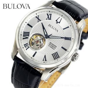 本日限定!ポイント最大21倍! ブローバ BULOVA 腕時計 メンズ 自動巻き クラシック 96A206|neel