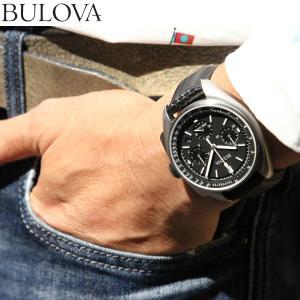 本日限定!ポイント最大21倍! ブローバ BULOVA 腕時計 メンズ アーカイブ ルナ パイロットクロノグラフ 96B251|neel