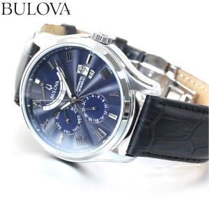 本日限定!ポイント最大21倍! ブローバ BULOVA 腕時計 メンズ 自動巻き クラシック 96C142|neel