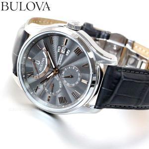 本日限定!ポイント最大21倍! ブローバ BULOVA 腕時計 メンズ 自動巻き クラシック 96C143|neel