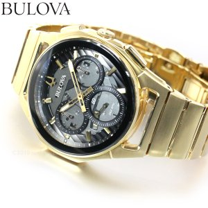 本日限定!ポイント最大21倍! ブローバ カーブ 腕時計 メンズ 97A144 BULOVA|neel