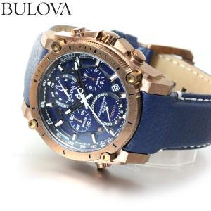 本日限定!ポイント最大21倍! ブローバ BULOVA 腕時計 メンズ プレシジョニスト クオーツ 97B186|neel