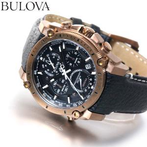 本日限定!ポイント最大21倍! ブローバ BULOVA 腕時計 メンズ プレシジョニスト クオーツ 97B188|neel