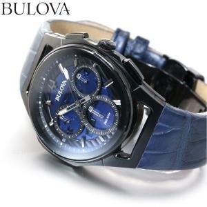 本日限定!ポイント最大21倍! ブローバ カーブ 腕時計 メンズ 98A232 BULOVA|neel