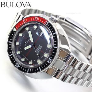 ブローバ BULOVA 腕時計 メンズ 自動巻き メカニカル アーカイブシリーズ ARCHIVE S...