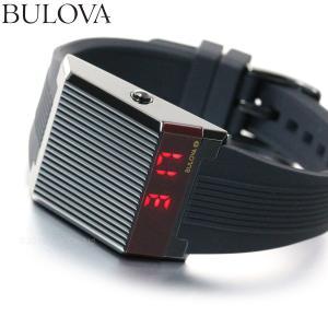 本日限定!ポイント最大21倍! ブローバ BULOVA 腕時計 メンズ LEDデジタルクオーツ アーカイブシリーズ コンピュートロン 98C135|neel