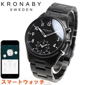 ポイント最大21倍! クロナビー KRONABY スマートウォッチ 腕時計 メンズ A1000-1909|neel