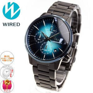 8%OFFクーポン&ポイント最大16倍! ワイアード WIRED 腕時計 メンズ クロノグラフ TOKYO SORA AGAT420 セイコー|neel|02