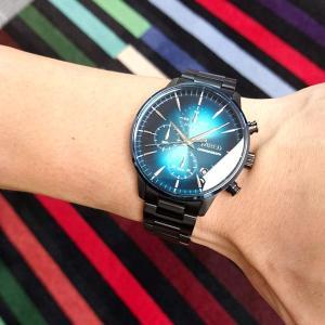 8%OFFクーポン&ポイント最大16倍! ワイアード WIRED 腕時計 メンズ クロノグラフ TOKYO SORA AGAT420 セイコー|neel|04