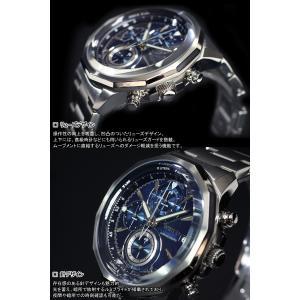 本日ポイント最大31倍!24日23時59分まで! セイコー ワイアード 腕時計 メンズ ブルー クロノグラフ AGAW419 SEIKO|neel|05