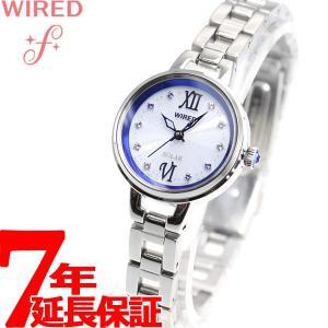 本日ポイント最大21倍! ワイアード エフ WIRED f ソーラー 腕時計 レディース AGED092 セイコー|neel