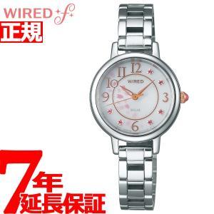8%OFFクーポン&ポイント最大21倍! ワイアード エフ WIRED f 2019 SAKURA Blooming 限定モデル ソーラー 腕時計 AGED720 セイコー|neel