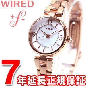 本日ポイント最大21倍! ワイアード エフ WIRED f 腕時計 レディース AGEK431 セイコー|neel