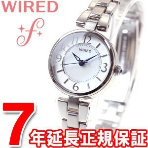 本日ポイント最大21倍! ワイアード エフ WIRED f 腕時計 レディース AGEK433 セイコー|neel