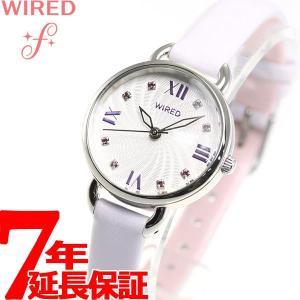 8%OFFクーポン&ポイント最大21倍! ワイアード エフ WIRED f 腕時計 レディース AGEK444 セイコー|neel