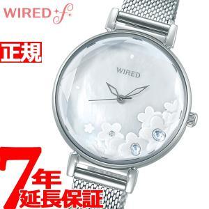 8%OFFクーポン&ポイント最大19倍! ワイアード エフ WIRED f 腕時計 レディース AGEK449 セイコー|neel