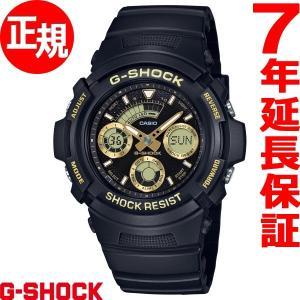 本日ポイント最大13倍! カシオ Gショック CASIO G-SHOCK 腕時計 メンズ AW-591GBX-1A9JF neel