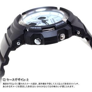 本日ポイント最大16倍! Gショック G-SHOCK 電波ソーラー 腕時計 メンズ 黒 ブラック AWG-M100S-7AJF ジーショック|neel|05