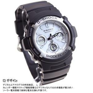 本日ポイント最大16倍! Gショック G-SHOCK 電波ソーラー 腕時計 メンズ 黒 ブラック AWG-M100S-7AJF ジーショック|neel|06