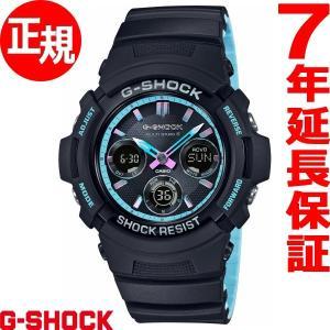 本日ポイント最大16倍! カシオ Gショック CASIO G-SHOCK 電波 ソーラー 腕時計 メンズ AWG-M100SPC-1AJF neel