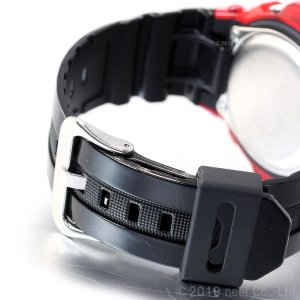 ポイント最大26倍! Gショック G-SHOCK 電波 ソーラー 腕時計 メンズ AWG-M100SRB-4AJF ジーショック|neel|04