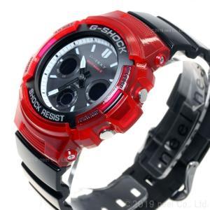 ポイント最大26倍! Gショック G-SHOCK 電波 ソーラー 腕時計 メンズ AWG-M100SRB-4AJF ジーショック|neel|05