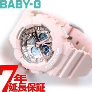 ポイント最大17倍! BABY-G ベビーG 腕時計 レディース BA-130-4AJF|neel