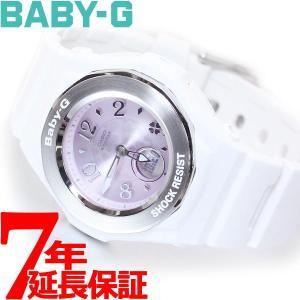 ポイント最大21倍! BABY-G ベビーG 電波 ソーラー レディース 時計 カシオ babyg BGA-1050CD-7BJF|neel