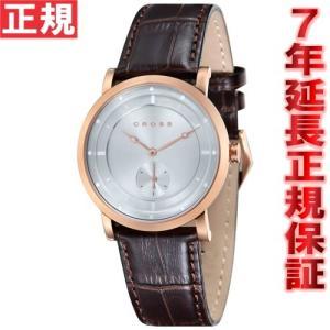 本日ポイント最大21倍! CROSS クロス 腕時計 メンズ CR8027-03|neel