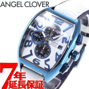 ポイント最大21倍! エンジェルクローバー 腕時計 メンズ ソーラー DPS38BNV-WH|neel