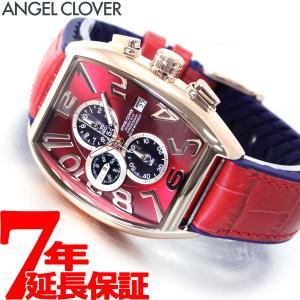 ポイント最大21倍! エンジェルクローバー 腕時計 メンズ ソーラー クロノグラフ DPS38PRE-RE|neel