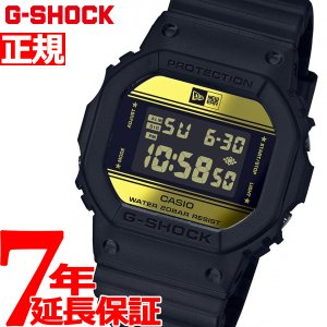 Gショック 35周年記念 ニューエラ コラボ 限定モデル 腕時計 メンズ 5600 デジタル DW-5600NE-1JR ジーショック|neel