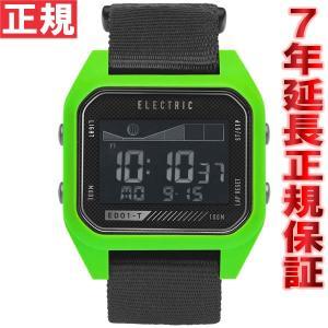 10%OFFクーポン&ポイント最大21倍! エレクトリック ELECTRIC 腕時計 ED01-TNATO|neel